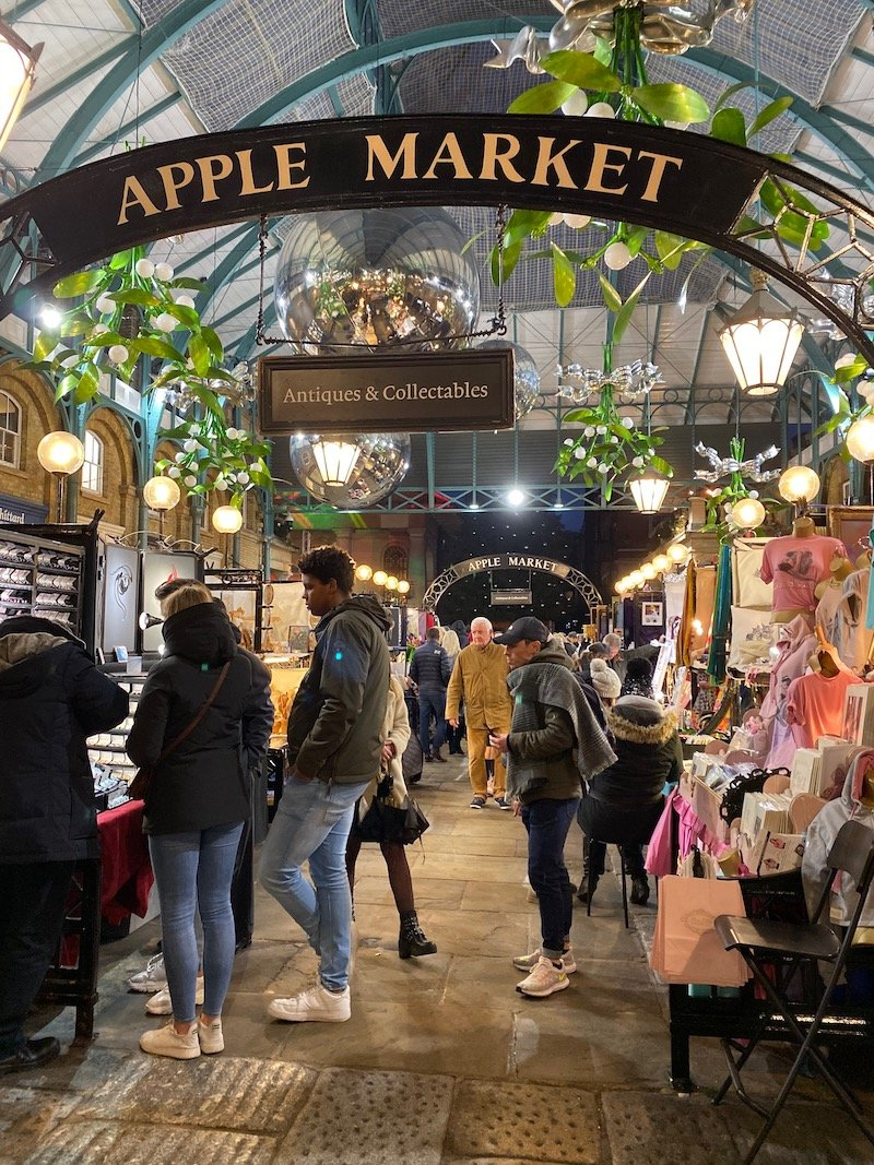 image - apple market covent garden london