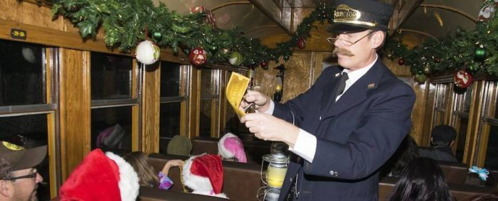 durango train polar express pic