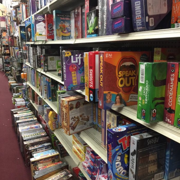 the compleat strategist board game shop new york pic