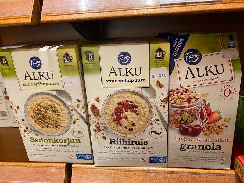 Image - Christmas house finnish porridge
