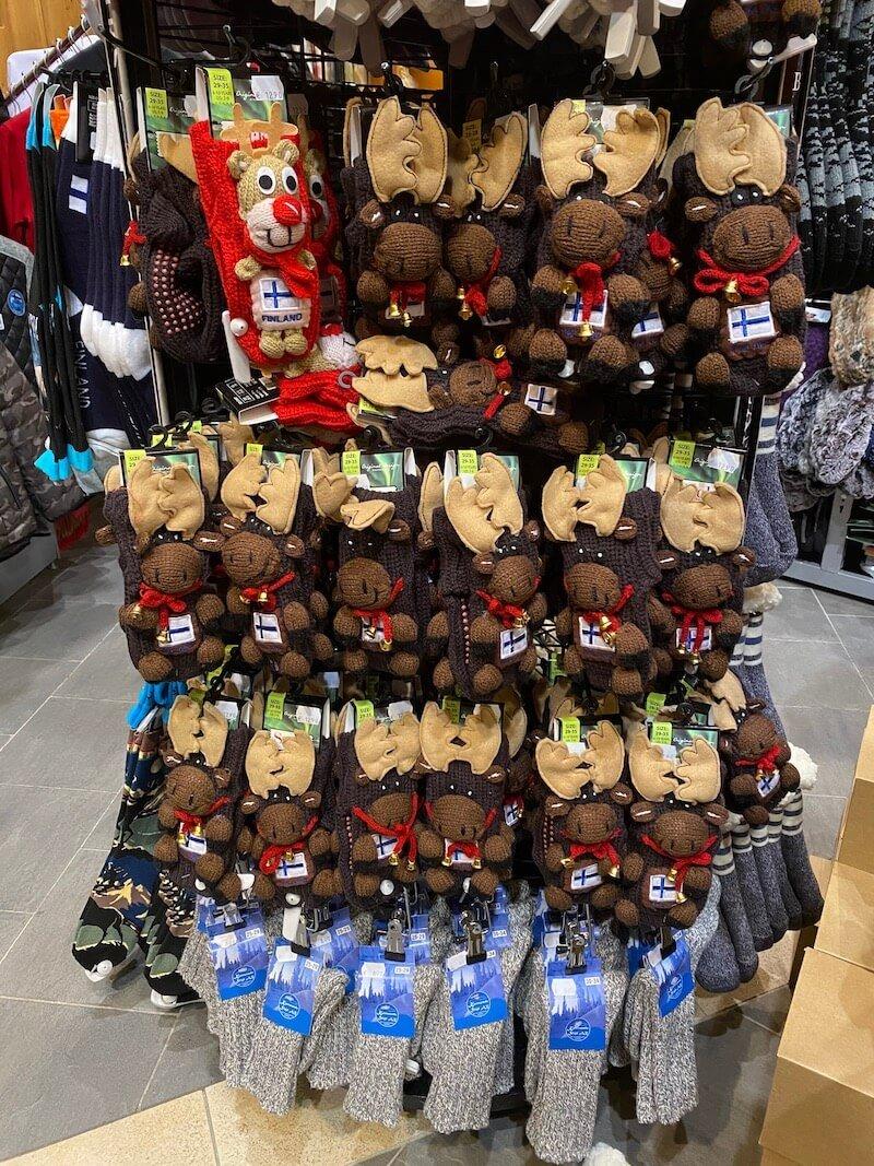 Image - Christmas house gift shop socks