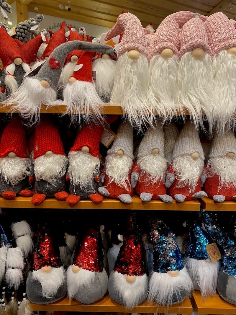 Image - Christmas house gnomes
