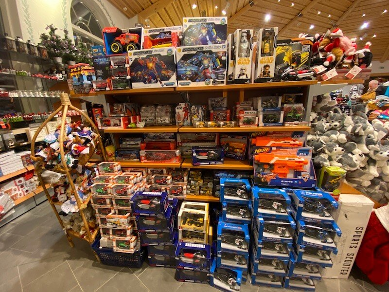 Image - Christmas house rovaniemi toys
