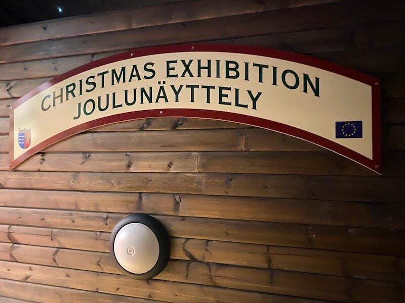 Image - Christmas house santa and exhibition