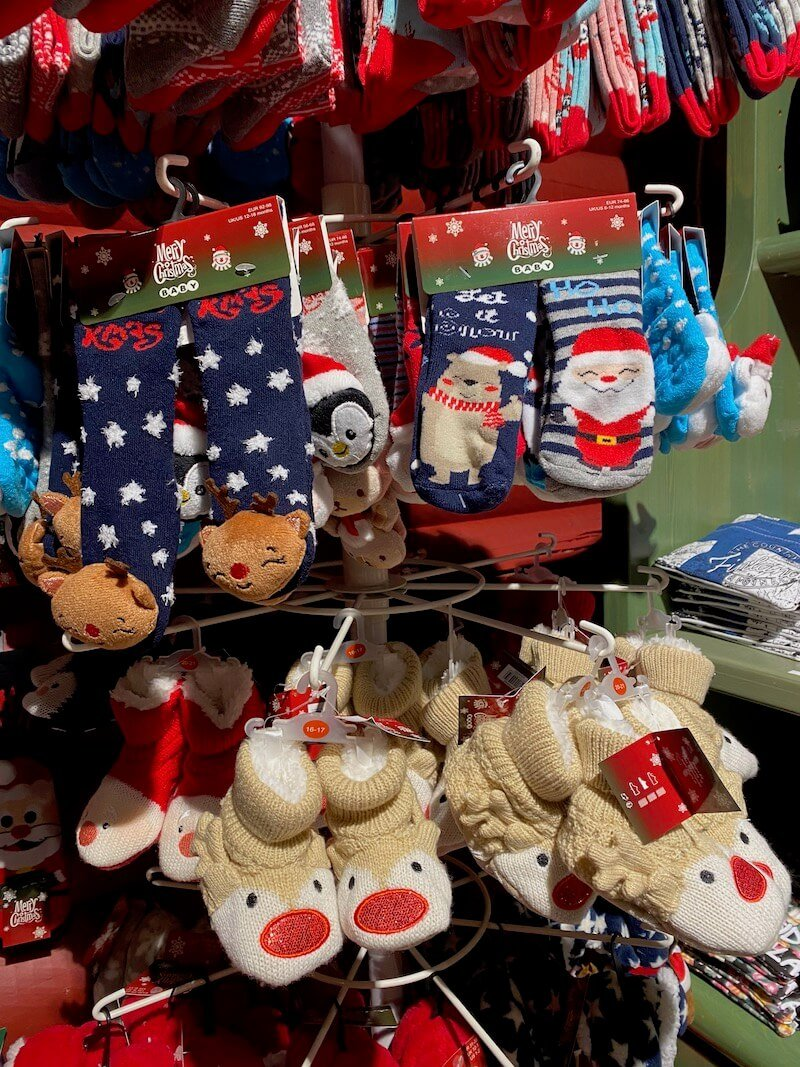 Image - Santa Claus Office baby shoes