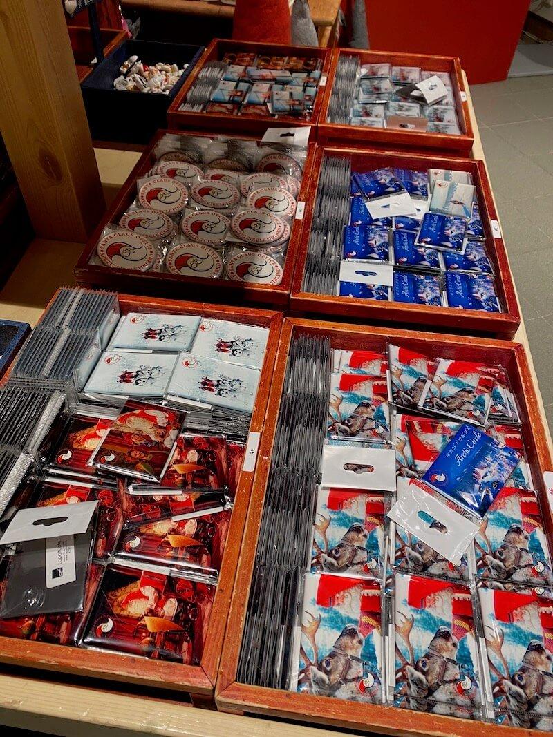 Image - Santa Claus Office magnets