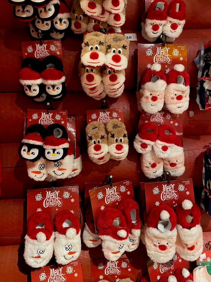 Image - Santa Claus Office socks