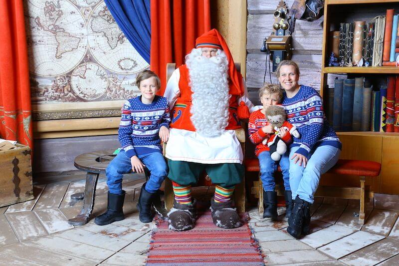 image - Rovaniemi Santa Claus Main Office photo HOME PAGE