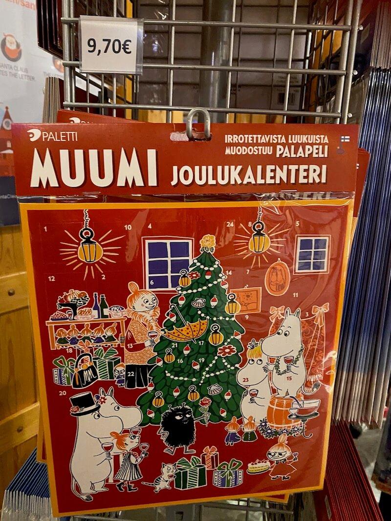 image - official santa post office advent calendar