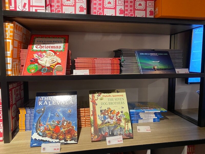 image - official santa post office gift shop books
