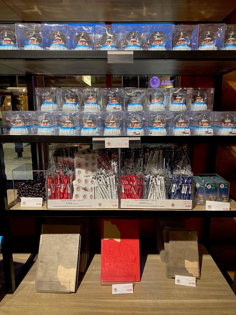 image - official santa post office gift shop souvenirs