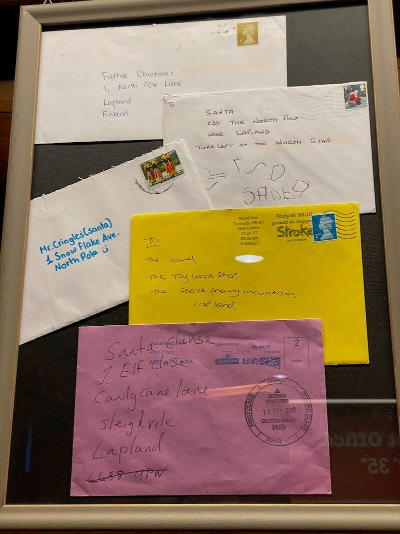 image - official santa post office rovaniemi example letter 6