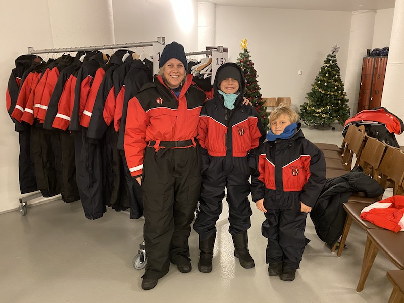 what to wear in lapland