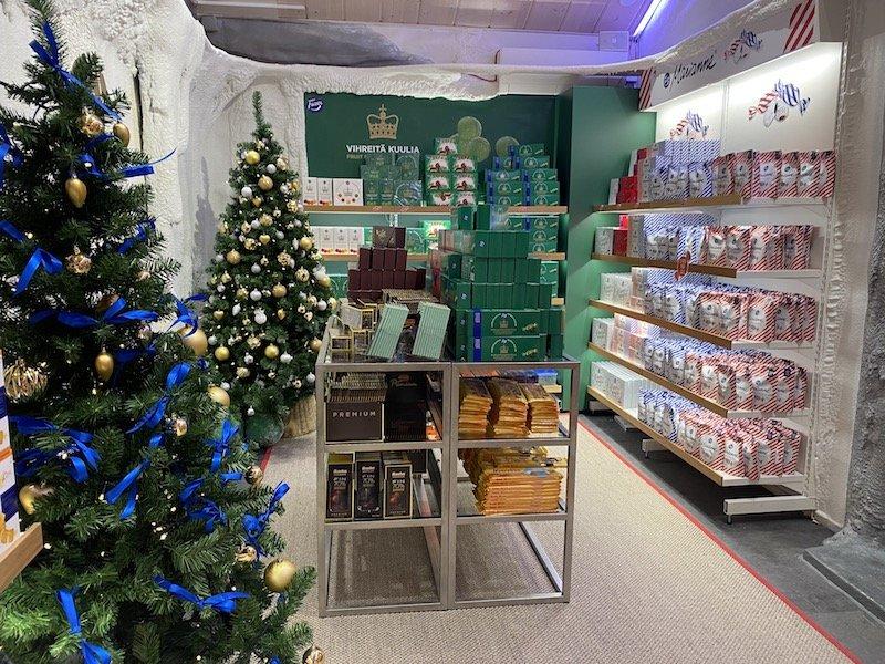 Image - Karl fazer shop christmas trees