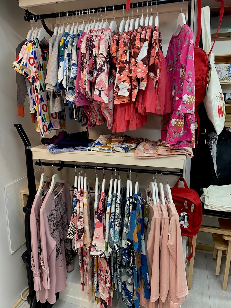 Image - moomin clothes