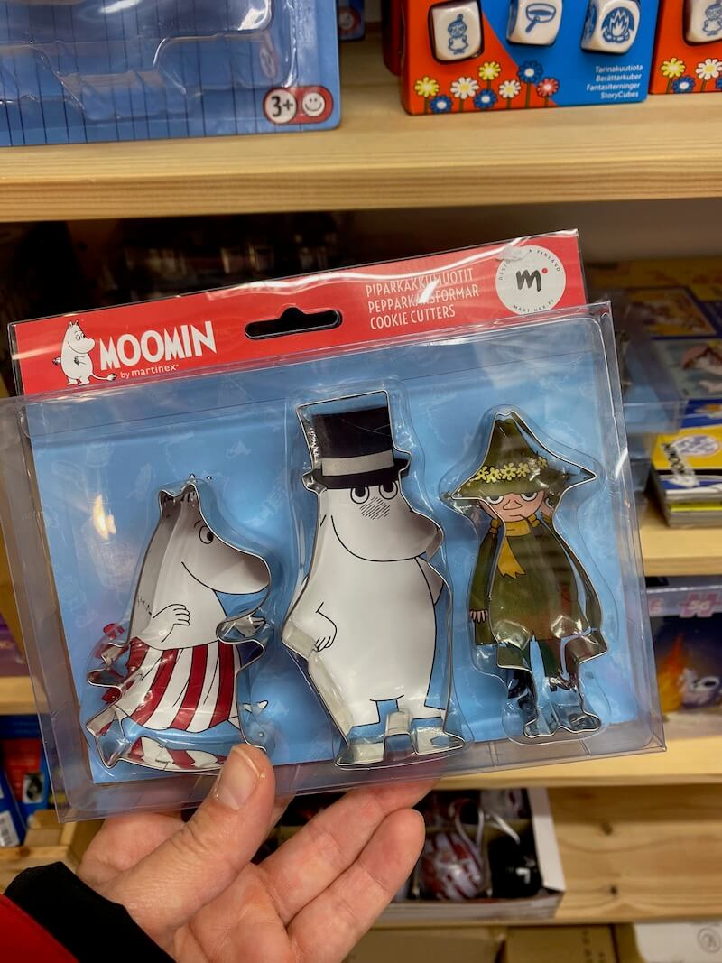 Image - moomin cookie cutters