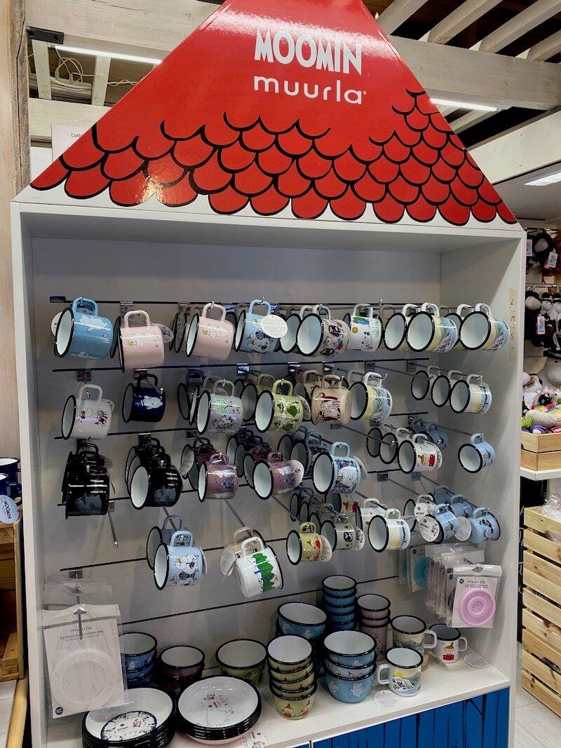Image - moomin enamel mugs
