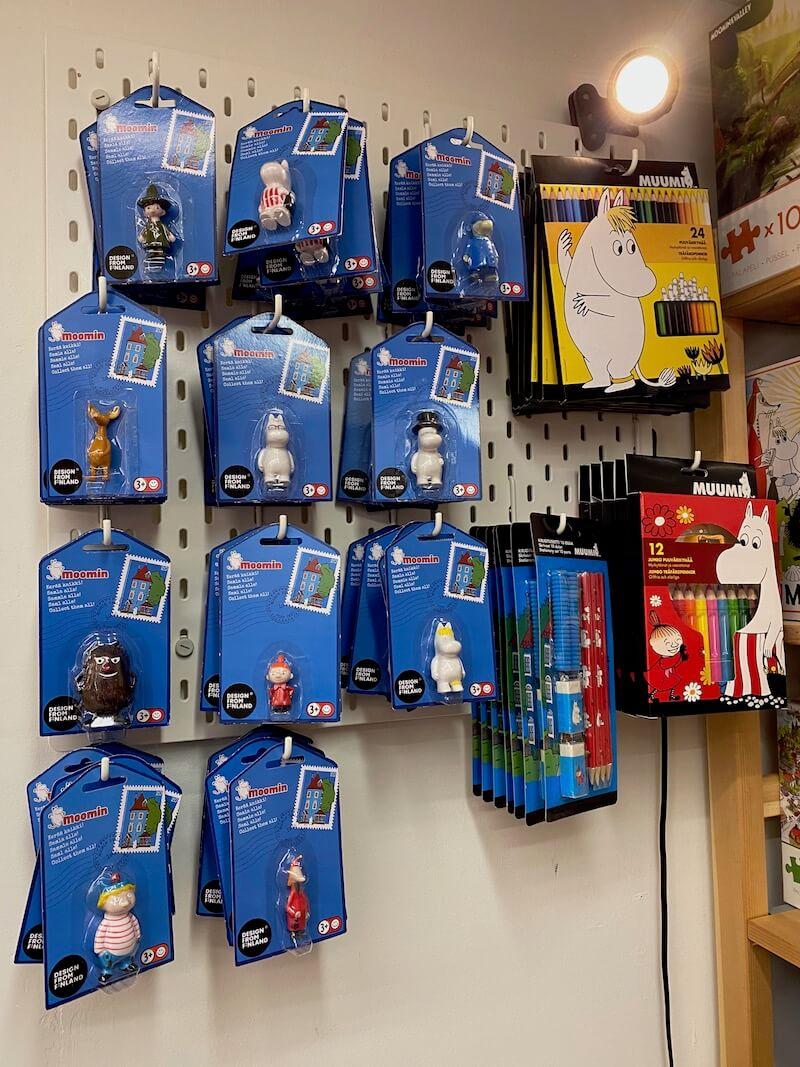 Image - moomin figures & stationery