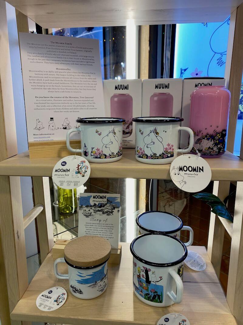 Image - moomin mugs