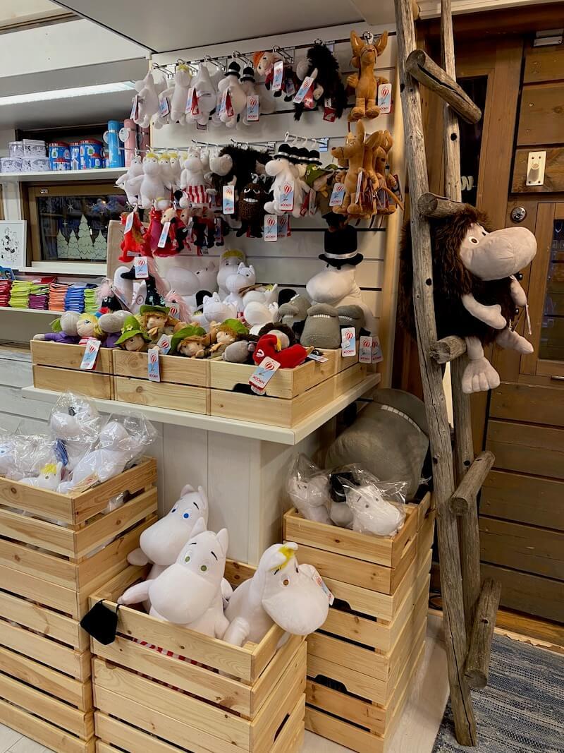 Image - moomin plush toys