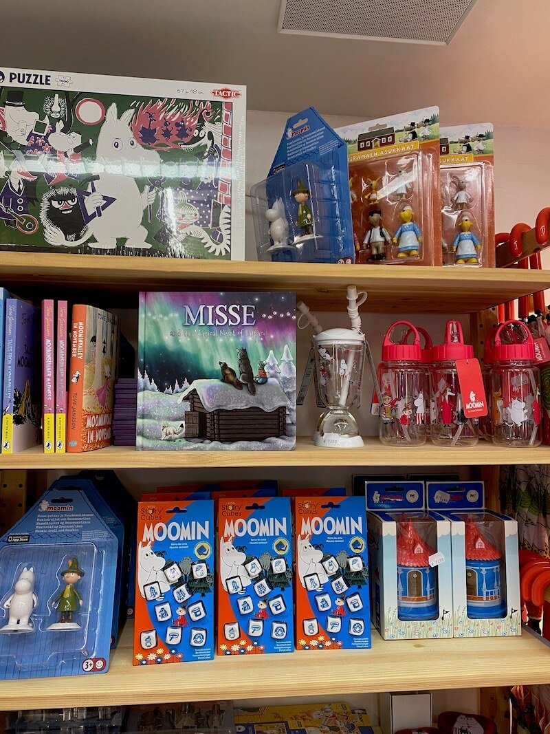 Image - moomin shop finland books
