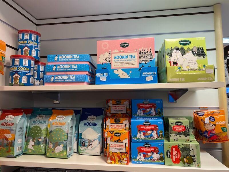 Image - moomin shop finland food souvenirs