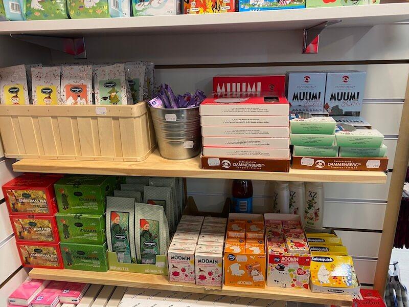 Image - moomin shop finland teabags