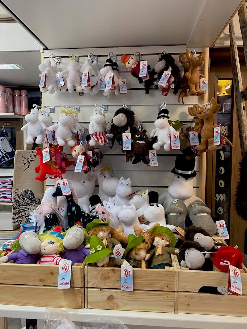 Image - moomin toys
