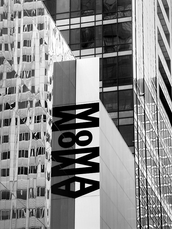 moma new york pic by bruce berrien