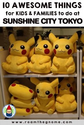 PIN 1 -sunshine city tokyo 10 awesome things