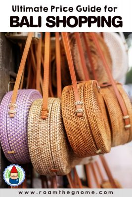 SIGNATURE PIN 1 IN POST- bali shopping price guide - roundies by artem pexels