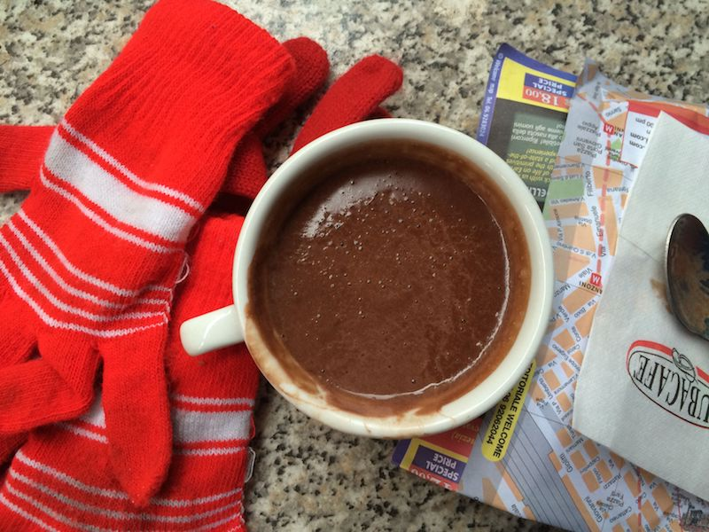 The Top 10 Italian Dishes You Must Eat in Rome with the Kids! - italian hot chocolate