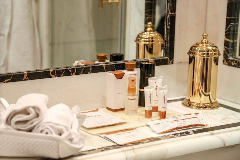best hotel to stay in rome with kids - rome cavalieri hotel amenities pic