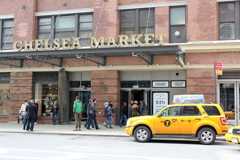 chelsea market new york by shinya suzuki
