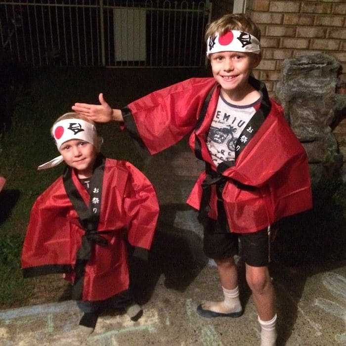 daiso dress up costumes