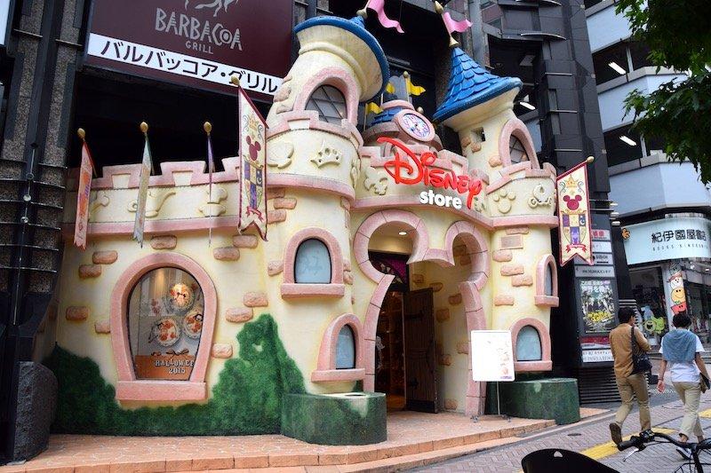 disney shop shibuya