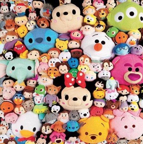 disney tsum tsum puzzle pic