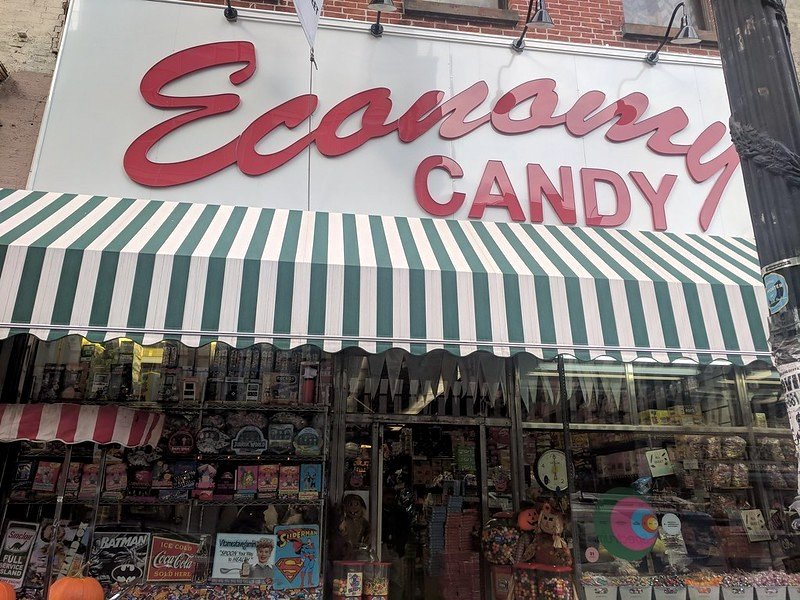 economy candy by cory doctorow