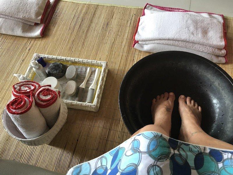 febris spa foot soak pic