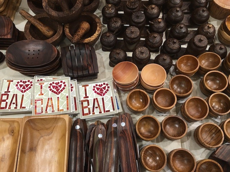 image - bali coconut bowls shopping