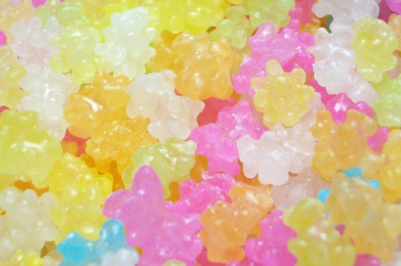 japanese candy konpeito by aki sato