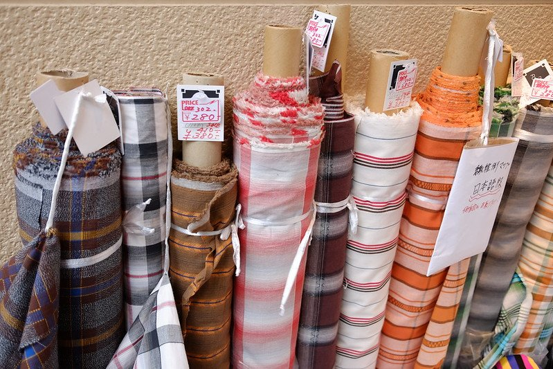 japanese fabric rolls by chinnian flickr
