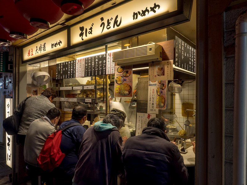 japanese snacks piss alley by ajay suresh flickr