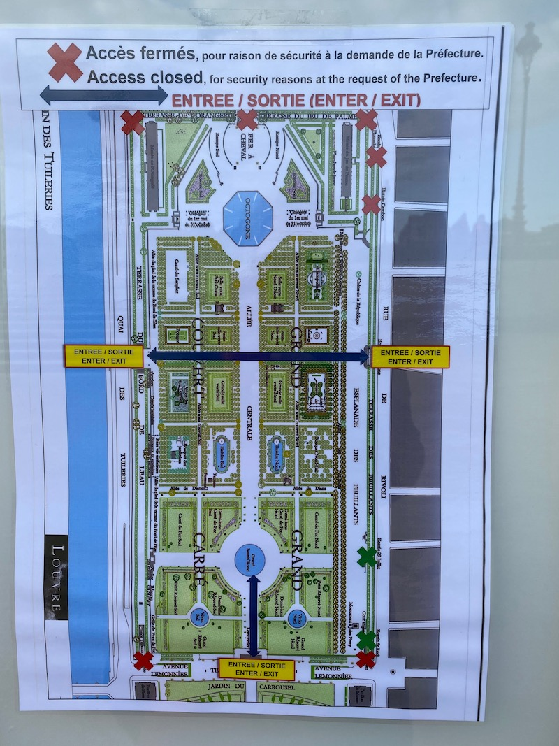 jardin des tuileries gardens map pic