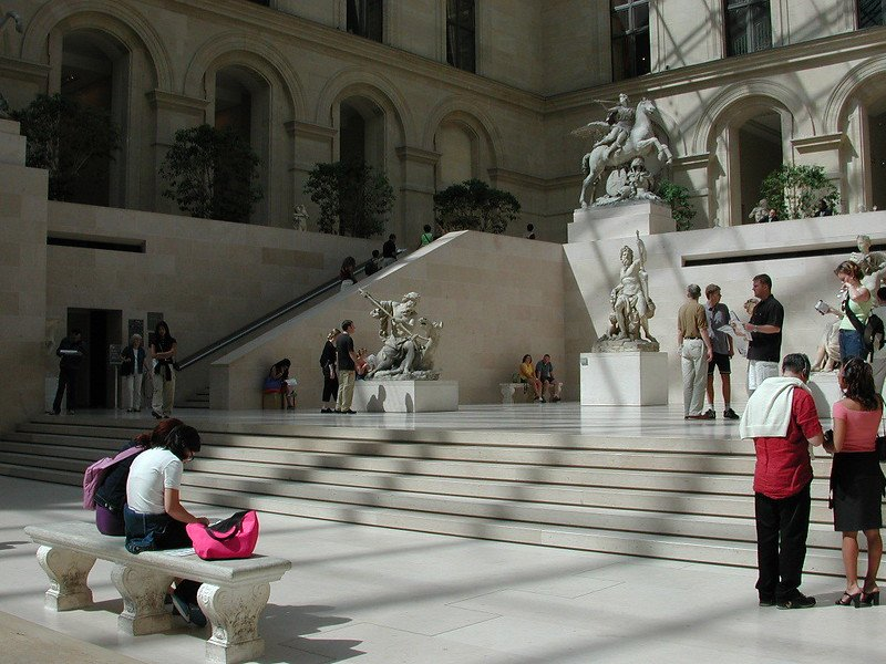 louvre museum tour for kids by alan light