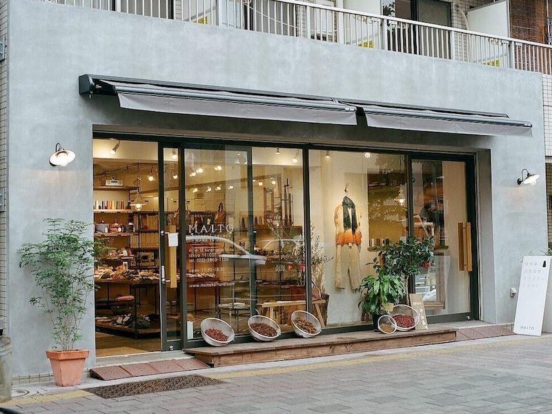 maito shop kuramae japan pic