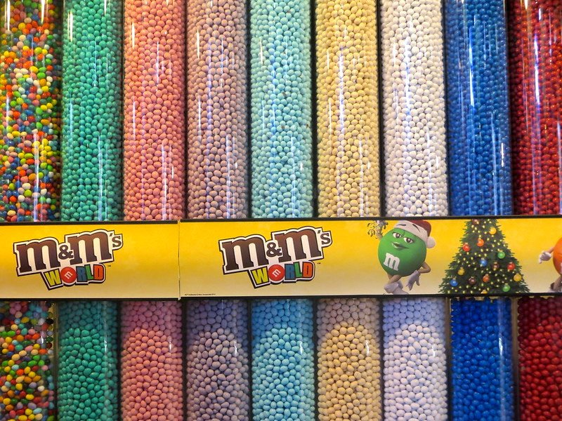 m&m's world new york by alex liivet