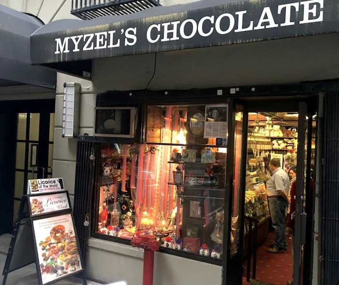 myzels chocolate pic