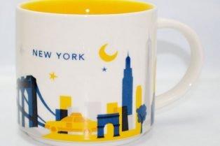 starbucks new york you are here mug pic