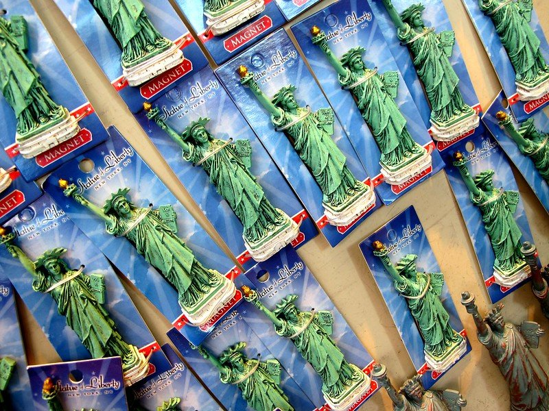 statue of liberty ornaments pic by frankieleon